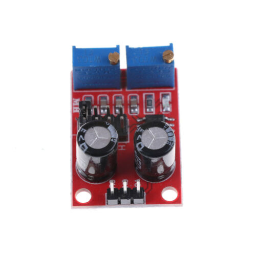 NE555 Pulse Module Frequency Duty Cycle Adjustable Square Signal Generator U-JT