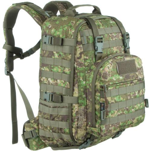 Wisport Whistler 35 II Rucksack Military Hydration MOLLE Pack PenCott GreenZone