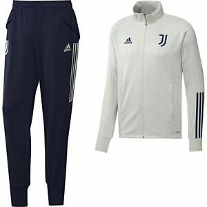 Adidas FR4281 Juventus Tuta Ufficiale Allenamento Originale Uomo ...