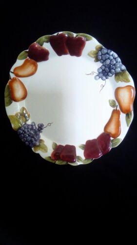 "Home Interiors Sonoma Villa Dinner Plate 10 3//4/"""