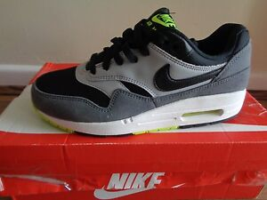 hot sale online 2eca4 b0434 Image is loading Nike-Air-Max-1-GS-trainers-sneakers-555766-