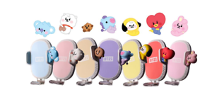 BTS BT21 Wireless Car Charger Holder Official 100% Authentic Kpop Army