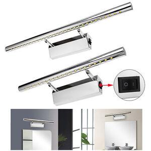 5W-7W-Lampe-LED-Applique-Ampoule-Salle-de-Bain-Miroir-Trafo-Commutateur-IP44