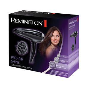 REMINGTON-D5215-Pro-Air-Shine-potente-asciugacapelli-2300-W