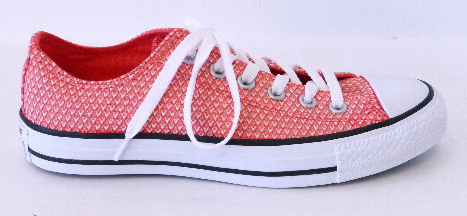 Descuento de la marca Descuento por tiempo limitado Converse Leinen Canvas ultra red dot rot Sneaker 555855 Chucks ox Schnürung