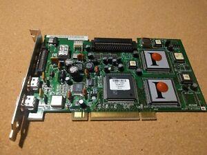 ADAPTEC Pinnacle AHA-8945CP 1394 Firewire and  SCSI PCI CARD AIC-5800AP