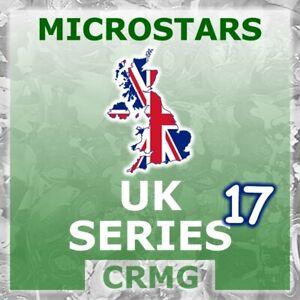 CRMG Corinthian MicroStars UK SERIES 17 (like SoccerStarz)