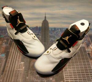 87108f98ebfb Nike Air Jordan XXXIII 33 Future Of Flight White Mens Size 11 AQ8830 ...
