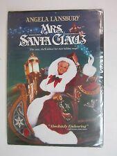 Mrs. Santa Claus (DVD, 2003 Hallmark)- Angela Lansbury, Michael Jeter -BRAND NEW