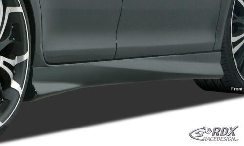 """RDX Seitenschweller für Opel Astra H Caravan Kombi Schweller /""""Turbo/"""" Set Spoiler"""