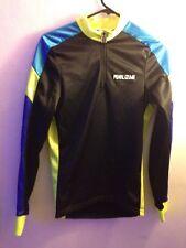 PEARL iZUMi Cycling WEAr Vintage Cycling Jersey Large. Fabrique En Hong Kong.