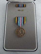 (a20-079) US Orden Armed Forces Expeditionary Medal nel set