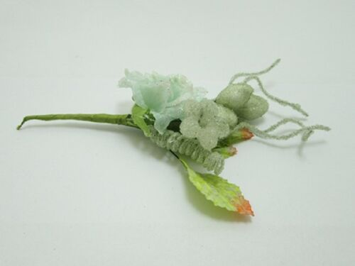 20X Craft Scrapbooking Home Wedding Decor Flower 18cm Long