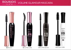 Bourjois-Volume-Glamour-Mascara-12-ml-Ultra-Black-CARE-CURL-Long-Lasting-Eye