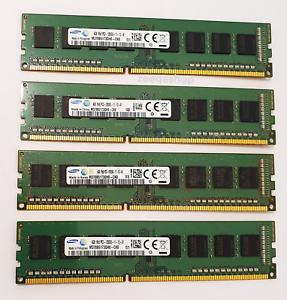 Samsung-4-Go-DDR3-1600-MHz-Desktop-PC-RAM-Memoire-PC3-12800U-240pin-DIMM-1Rx8