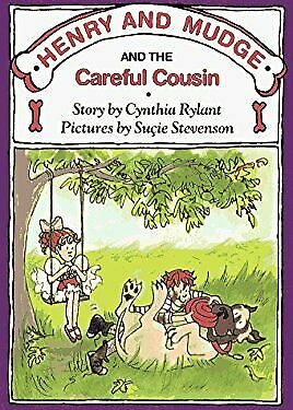 Henry and Mudge and the Careful Cousin by Rylant, Cynthia
