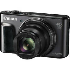 Canon digital camera PowerShot SX720 HS optical 40x zoom New