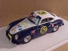 TrueScale 1/43 Resin Porsche 356, 1953 PanAm Mexico IV #162, Lippmann #TSM124356