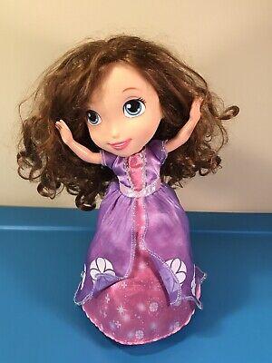Disney Junior Sofia the First Singing Doll - YouTube