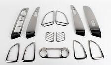 Chrome Black Interior Molding Cover 13p For 10 11 12 13 Hyundai Tucson ix35