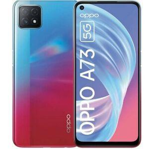 OPPO A73 128GB+8GB RAM 6,5'' FHD+ SMARTPHONE TELÉFONO MÓVIL LIBRE COLOR NEON 5G
