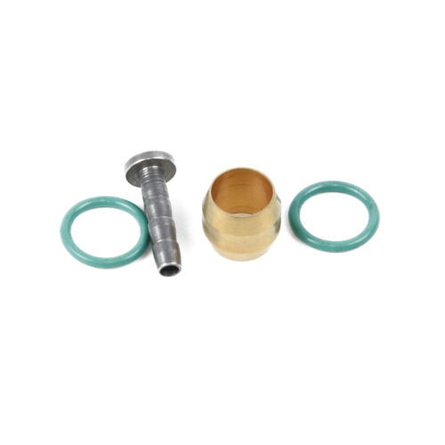 Hydraulic Disc Brake Hose Tube Adapter Rubber Seal Kit For XTR XT SLX Bicycle