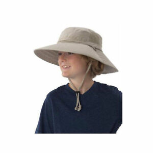 c543e762 Image is loading Sun-Protection-Zone-Lightweight-Adjustable-JUNIOR-Booney- Hat-