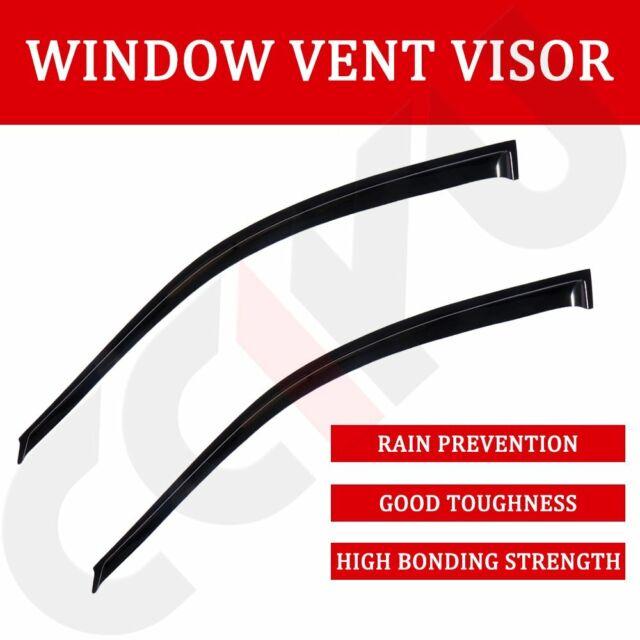 Smoke For 02-06 Acura RSX Integra DC5 Window Visor Vent