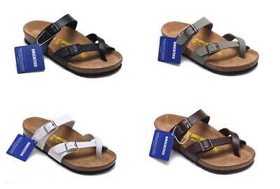3662ea5caa38 New Birkenstock Mayari Birko-Flor Sandals Men s Women s Shoes