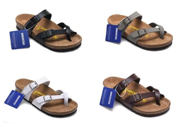 New Birkenstock Mayari Birko Flor Sandals Men's Women's Shoes