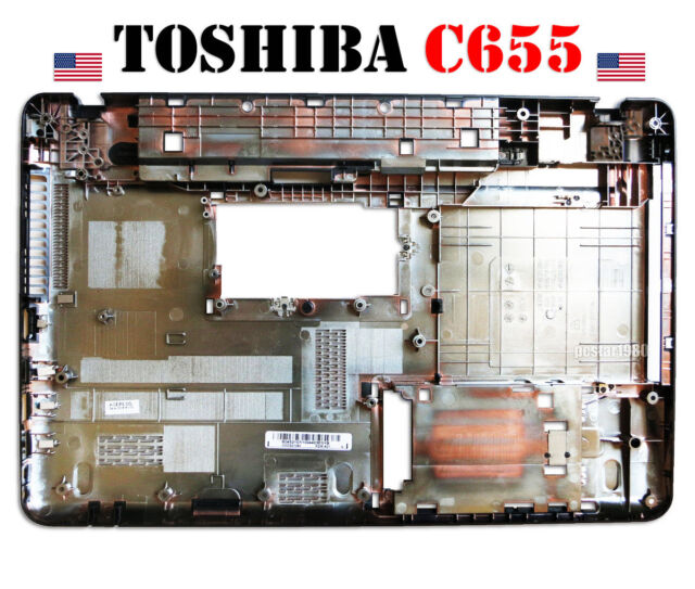 BRAND NEW! Toshiba Satellite C655 C655D Laptop Base Bottom Case Cover Assembly