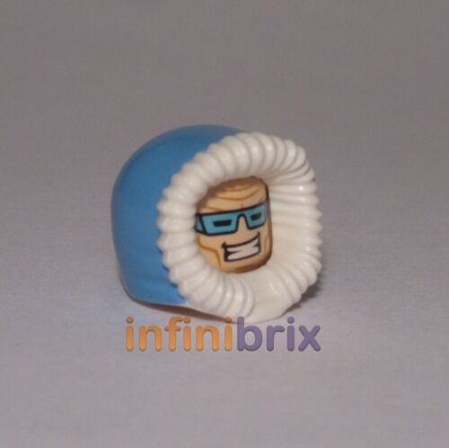 Hood from set 76026 for Super Heroes Minifigure NEW Lego Captain Cold Head
