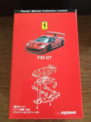 Kyosho 1//64 Ferrari Minicar Collection Limited 2 Types Circle K Sunkus 30th