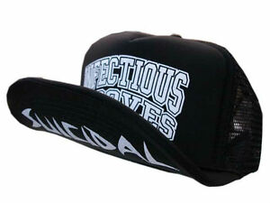 ea6b4e54546 Image is loading Suicidal-Tendencies-Infectious-Grooves-Trucker-Hat-Flip-Up-