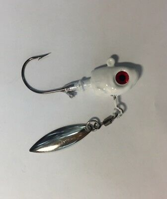 Mustad Tog Tamer Ultra Point Saltwater Blackfish Jigs 3//0-6//0, 1//2oz - 3oz