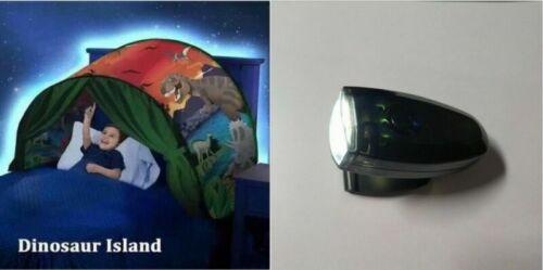 Dream Tents Kid House Space Wonderland Foldable Tent Pop up Indoor Bed+LED Light
