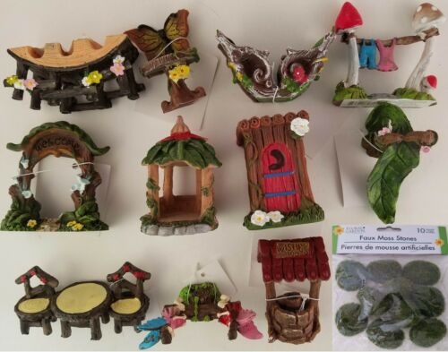 Select Fairy Garden Accessories Type