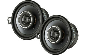 """Kicker 41KSC354 3-1/2"""" Coaxial Speakers (Pair). Limited Quantity."""
