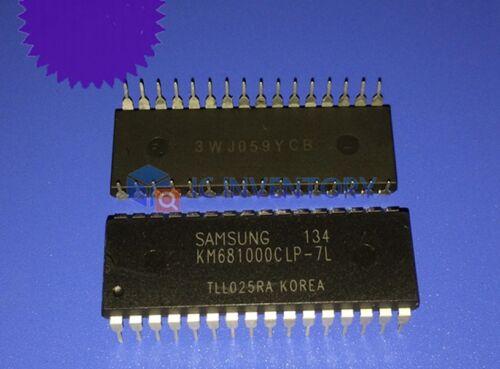1PCS KM681000CLP-7L DIP-32 128K x8 bit Low Power Static RAM