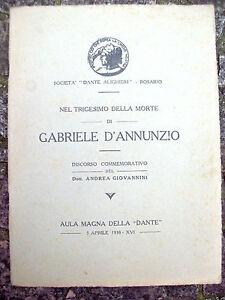 1938-COMMEMORAZIONE-ITALIANI-DI-ROSARIO-ARGENTINA-MORTE-DI-GABRIELE-D-039-ANNUNZIO