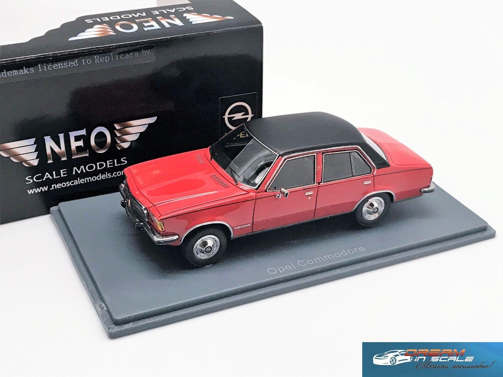 Opel Commodore  NEO43686 1 43