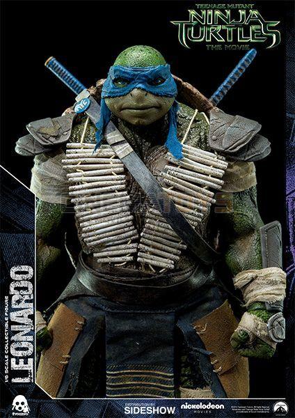 la mejor oferta de tienda online Leonardo Sixth Scale Figure Threezero Threezero Threezero Teenage Mutant Ninja Turtles TMNT NOW  muchas sorpresas