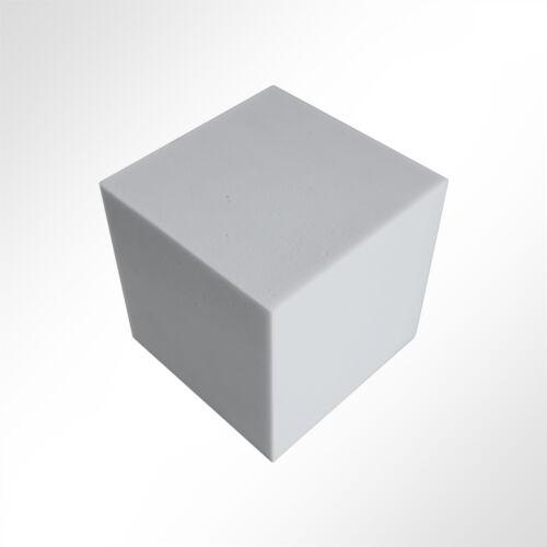 Bassabsorber aus Basotect® G Bass Falle Trap Midbass Raumakustik Würfel 30x30