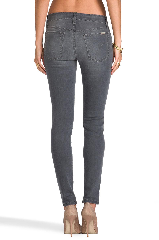 Nuova con Etichetta JOE'S Jeans Sz31 The Skinny Rolled Caviglia Midrise Stretch
