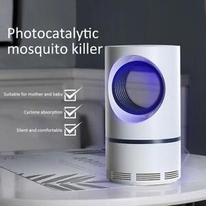 Tue-mouche électrique pour insectes nuisibles à LED Zapper moustique électrique
