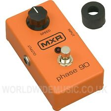 MXR M101 Orange Phase 90 Guitar Effects Pedal / Stomp Box