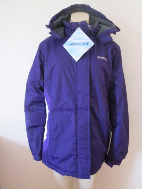 Mountain Warehouse Blizzard Womens Waterproof Ski Jacket for Winter