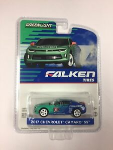 Greenlight-1-64-FALKEN-Tires-2017-Chevrolet-Camaro-SS-Hobby-EXCLUSIVE