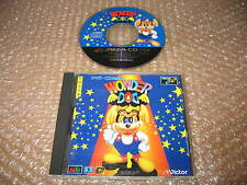 WONDER DOG SEGA MEGA CD IMPORT!