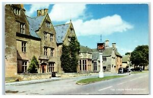 Postcard The Lygon Arms Broadway Worcestershire